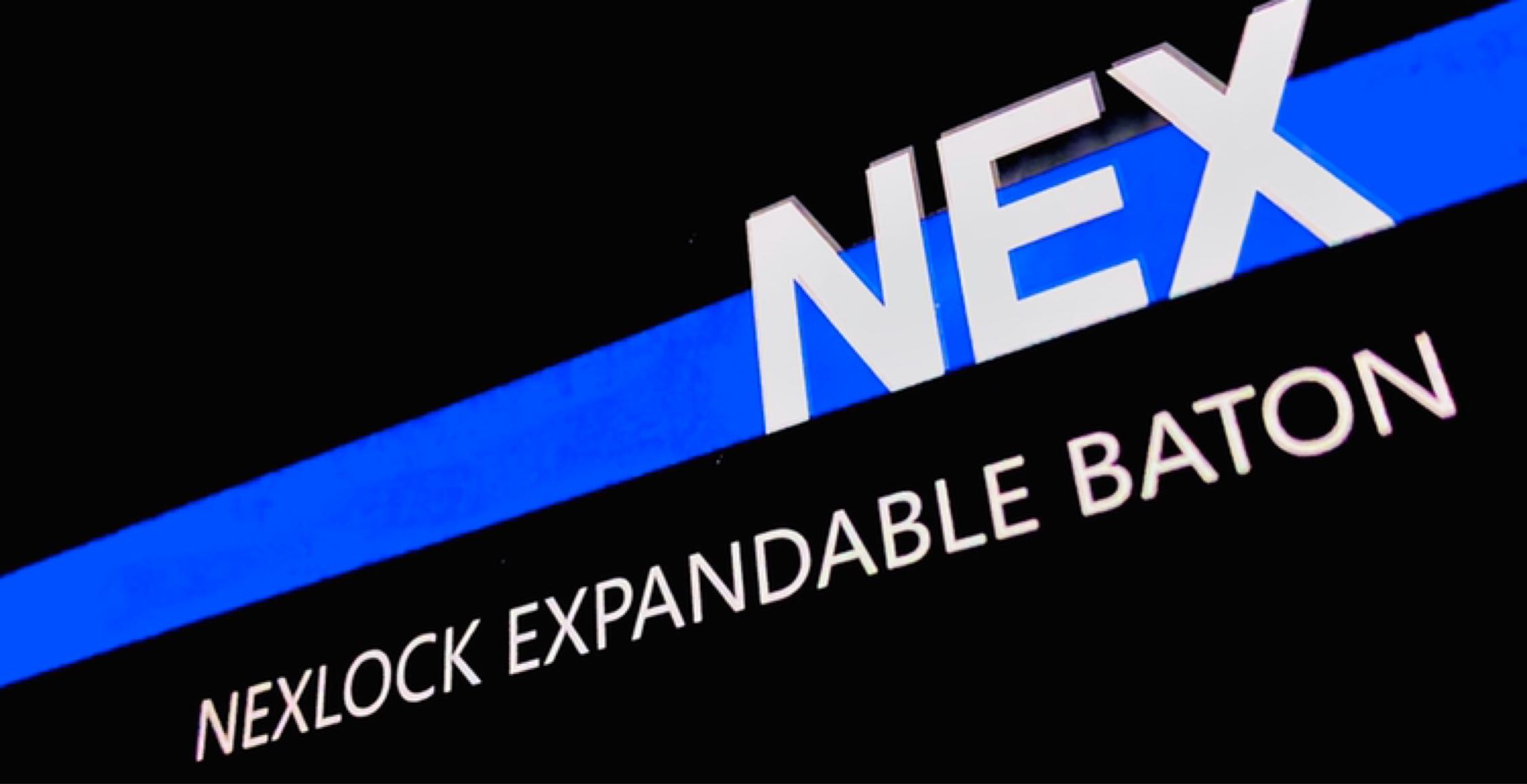 一条细细的蓝线——NEX 21″Quicker baton 21寸纳拓轻版快客甩棍