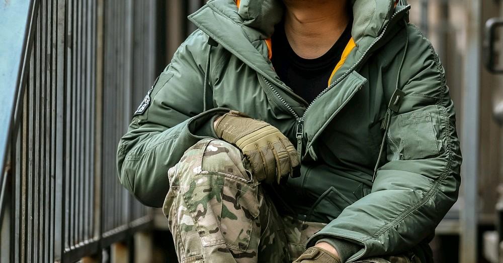 掏心掏肺的告诉你什么才是好羽绒服——CQB N-3B极地防寒军版羽绒服评测