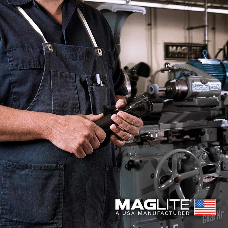 美式经典——老版全尺寸Maglite手电维护指南