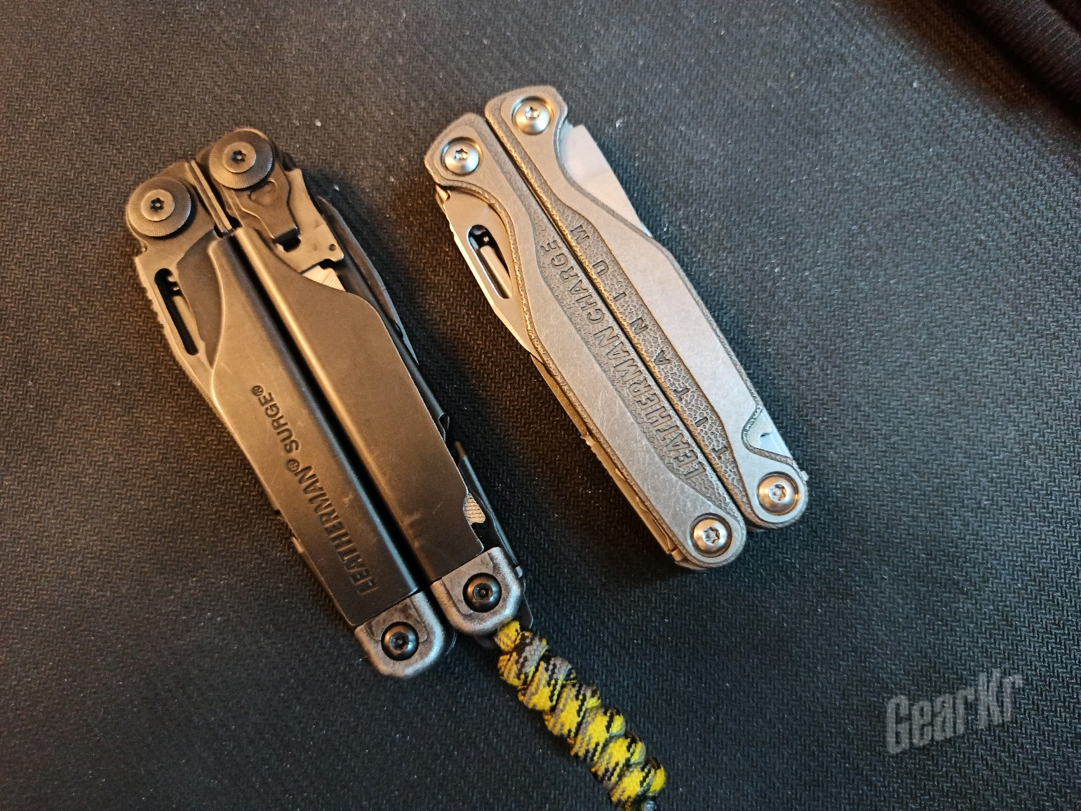 Leatherman TTI PLUS开箱评测