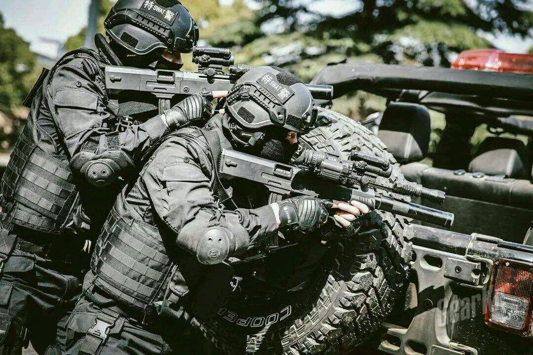 CQB室内近距离战斗简述