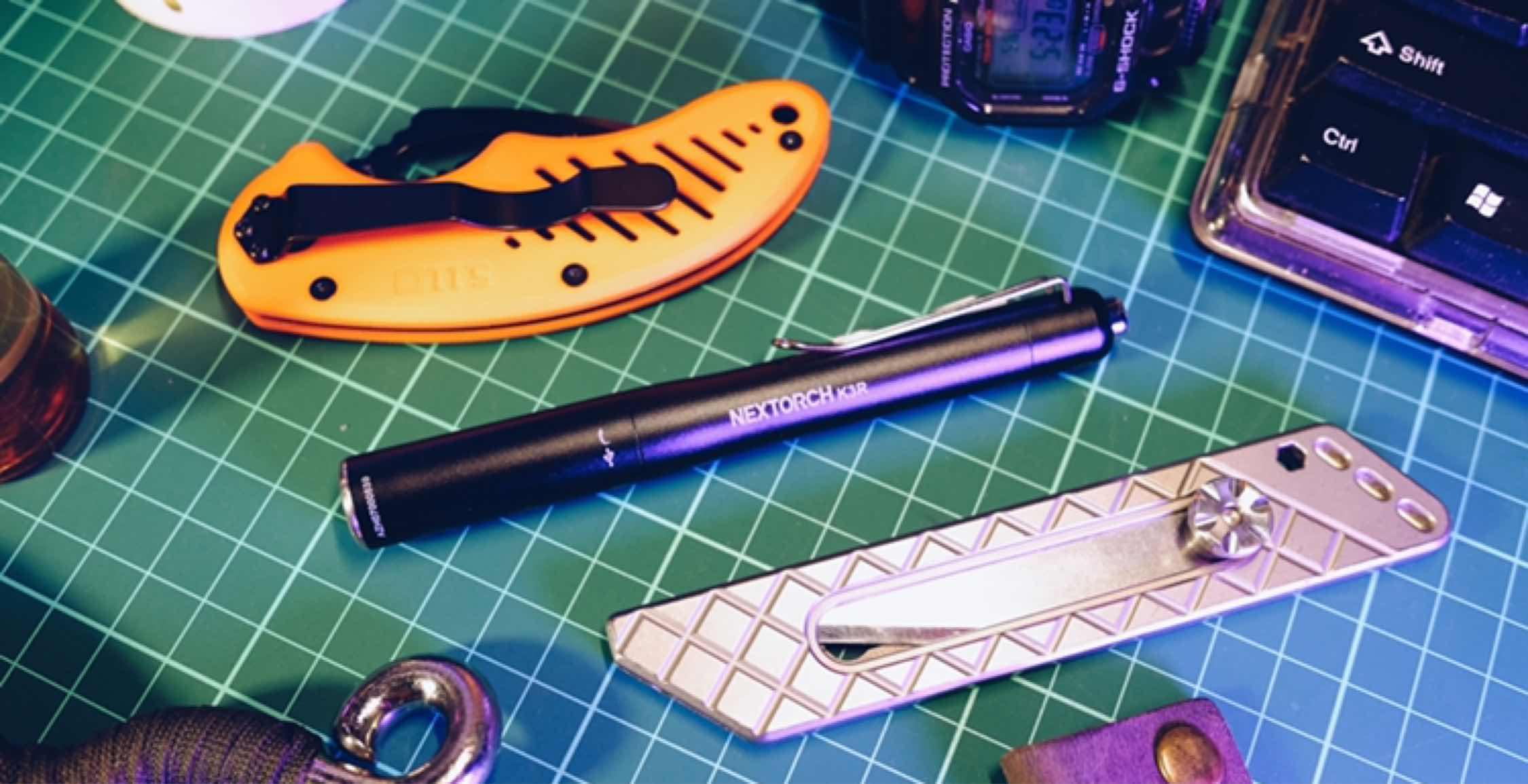原来你是这样的一支笔 ——NEXTORCH K3R笔形手电测评