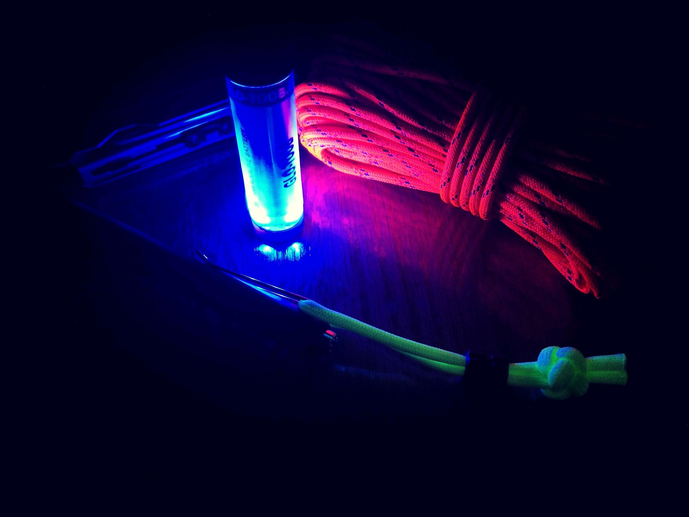 七种变换——歌路途GT-AAA Aurora信号灯
