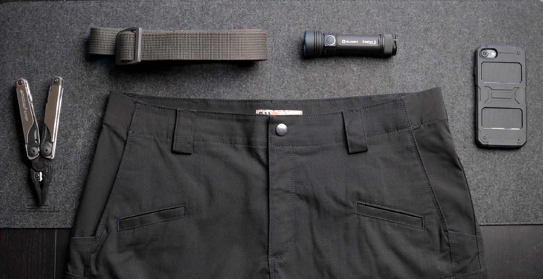 """""""硬""""汉之选!5.11战术长裤体验分享"""