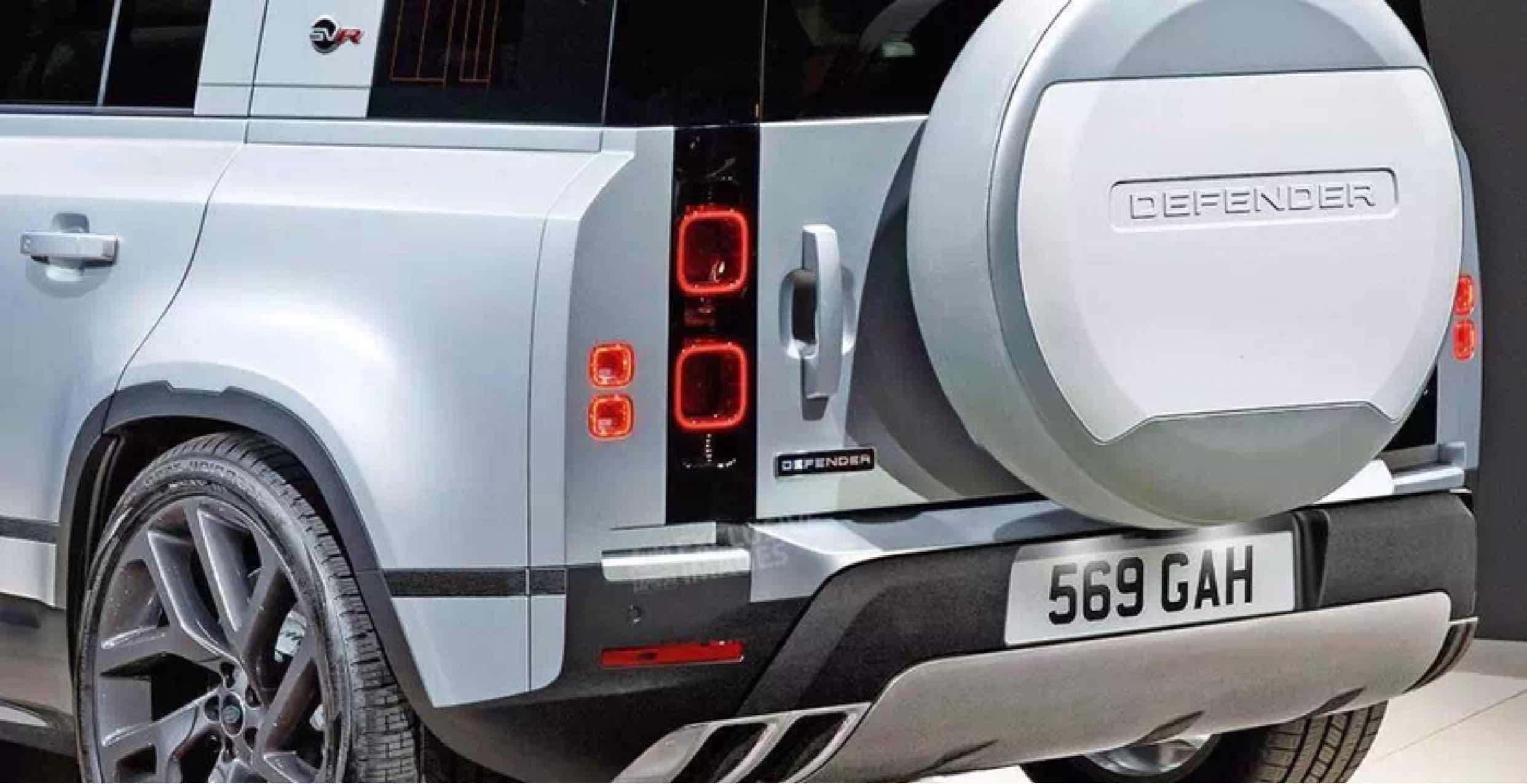 路虎卫士将推SVR高性能版,剑指奔驰G63 AMG